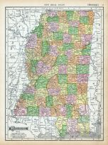 Page 077 - Mississippi, World Atlas 1911c from Minnesota State and County Survey Atlas